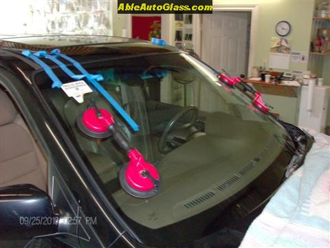 Acura MDX Windshield Replacement Able Auto Glass In - Acura windshield replacement