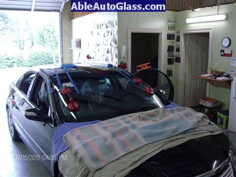Acura RL 2005-2008 Windshield Replaced - auto glass installed
