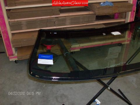 Buick Rainier 2005-2007 Windshield Replacement 1 Hour Safe Drive Away Time Urethane