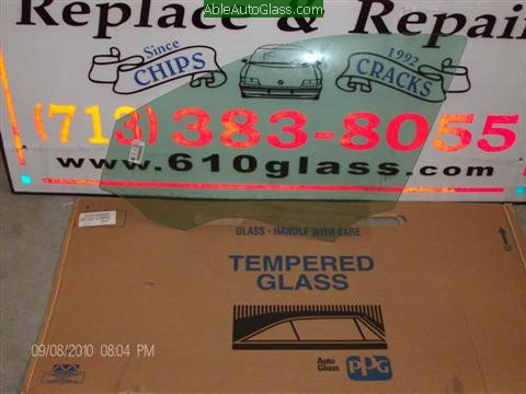 Cadillac CTS 2010 Front Door Replacement DD11506GTN