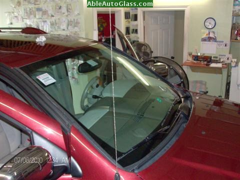 Dodge Durango 2004 2008 Similar To Aspen Windshield Replacement All