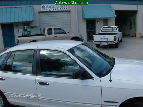 Ford Crown Victoria 1994 Windshield Replacement - Ready to Replace