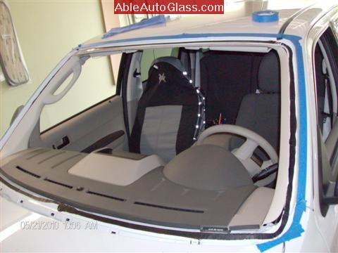 Ford Escape 2010 Fred Loya Windshield Replacement Side View