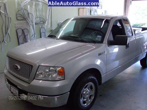 Ford F150 2005-2008 Standard Cab Windshield Repalcement - All Complete
