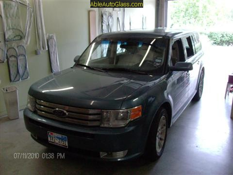 Ford Flex 2009 2011 Windshield Replace Able Auto Glass
