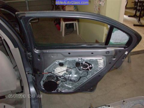Ford Fusion Rear Right Vent Replace Able Auto Glass In