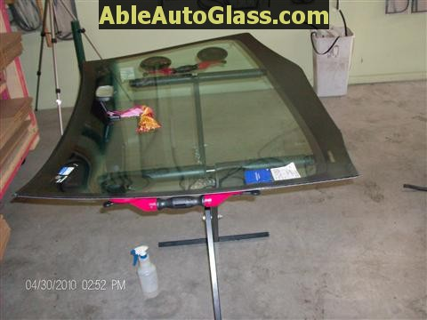 Honda Accord 2003-2007 Windshield Replace - Windshield Ready to Install