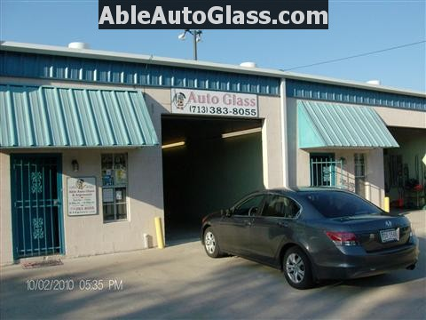 Honda Accord 2010 Front Windshield Replacement - Ready for Delivery