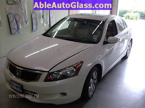 Honda Accord Sedan 2008 2011 Windshield Replace Able