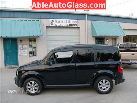 Honda Element 2010 Windshield Replace - Ready for Delivery