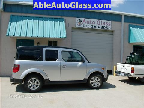 Honda Element A-pillar Molding - Ready for Delivery