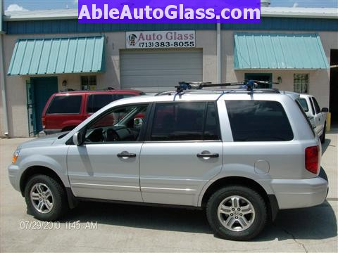 Honda Pilot 2003-2008 Windshield Replace - Ready for Delivery