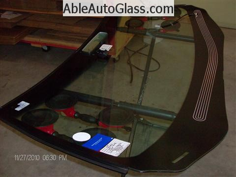 Honda Ridgeline Windshield Replace - Windshield Ready to Install