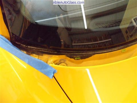 Honda S2000 2009 Windshield Replaced (26)