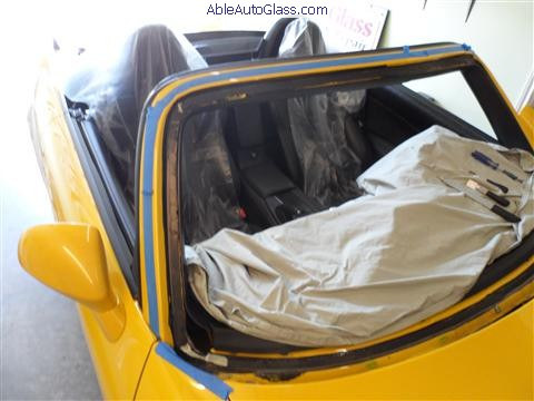 Honda S2000 2009 Windshield Replaced (34)