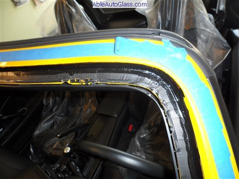 Honda S2000 2009 Windshield Replaced (42)