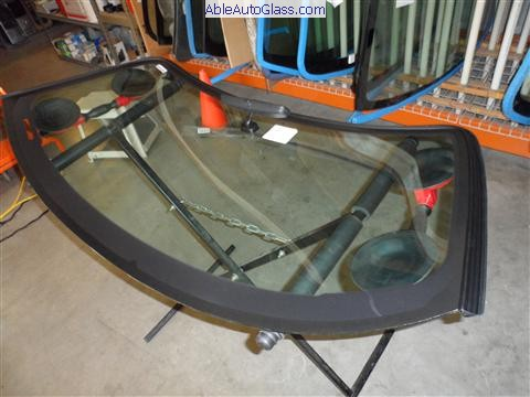 Honda S2000 2009 Windshield Replaced (57)