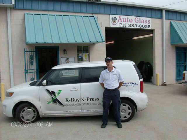 Scion XB 2008 Windshield Replacement Jason Mabry