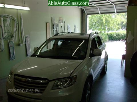 Subaru Tribeca 2008-2011 Windshield Replacement - Arrived at Able Auto Glass