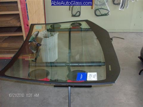 Toyota Matrix Windshield Replaced 2009-2011 - windshield ready to install