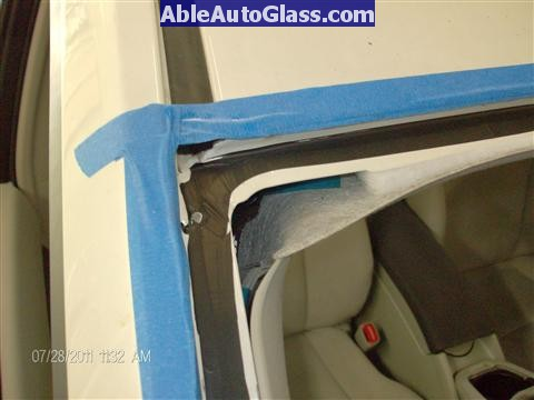 Toyota Prius 2010-2011 Windshield Replaced - all clean