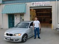 BMW 128i 2008 2 Door Coupe -  Rock Chip Repair - On Facebook Robert Baskharone