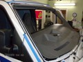 Chevy Express Van 2005-2011 Windshield Replacement-Full View All Cleaned