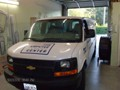Chevy Express Van 2005-2011 Windshield Replacement-Ready to Start