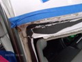 Chevy Express Van 2005-2011 Windshield Replacement-Trimmed and Ready to Clean