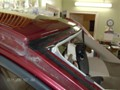 Chrysler Aspen 07-08 Windshield Replacement Cleanded and Primed to Prevent Rust