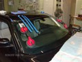 Dodge Charger 2006-2010 Windshield Replacement 2 People with Suction Cups Set Windshield for Better Placement