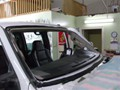 Ford Super Duty Truck 2008-2011 Front Windshield Replacement All Primed to Prevent Future Rust