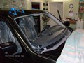 Honda Ridgeline Windshield Replace - Full View All Primed
