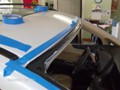 Subaru Tribeca 2008-2011 Windshield Replacement - Primed with Black Pinchweld Primer to Prevent Future Rust