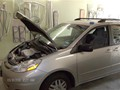 Toyota Sienna Windshield Replace - ready to replace